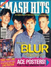 Retrochart August 1995 - Blur Vs Oasis