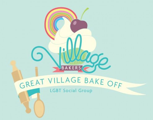 THE VILLAGE BAKERS LAUNCH THE FIRST 'GREAT VILLAGE BAKE OFF' AS PART OF MANCHESTER PRIDE FRINGE