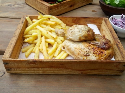 Oast House Chicken