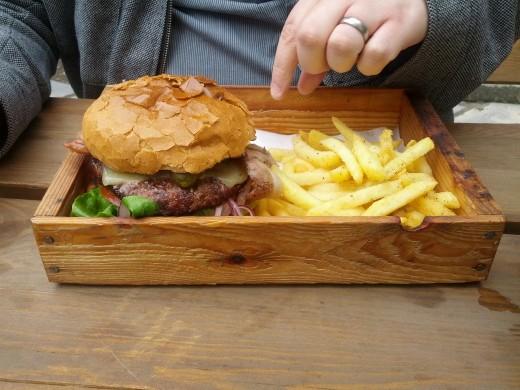 Oast House Burger