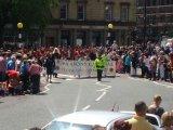 The Parade Starts