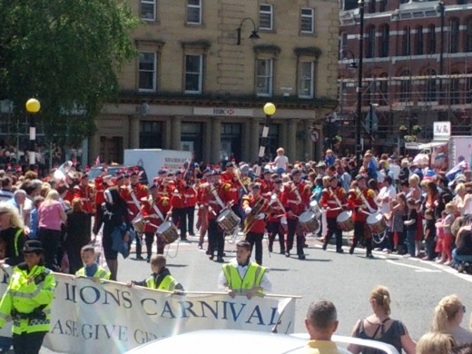 Fusiliers Marching Band