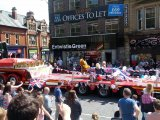 Bury Lions Float