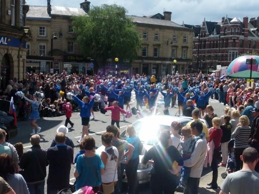 Street Shakers Dancers